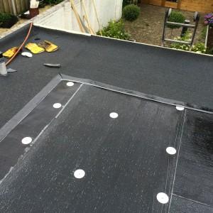 Bitumen dak