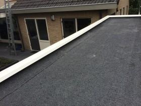 Woning in Enschede voorzien van bitumineuze dakbedekking