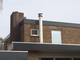 Boeibeplating gemonteerd woning Oldenzaal